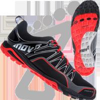 d290de6718 inov-8 Trailroc 255 futócipő (fekete-piros)